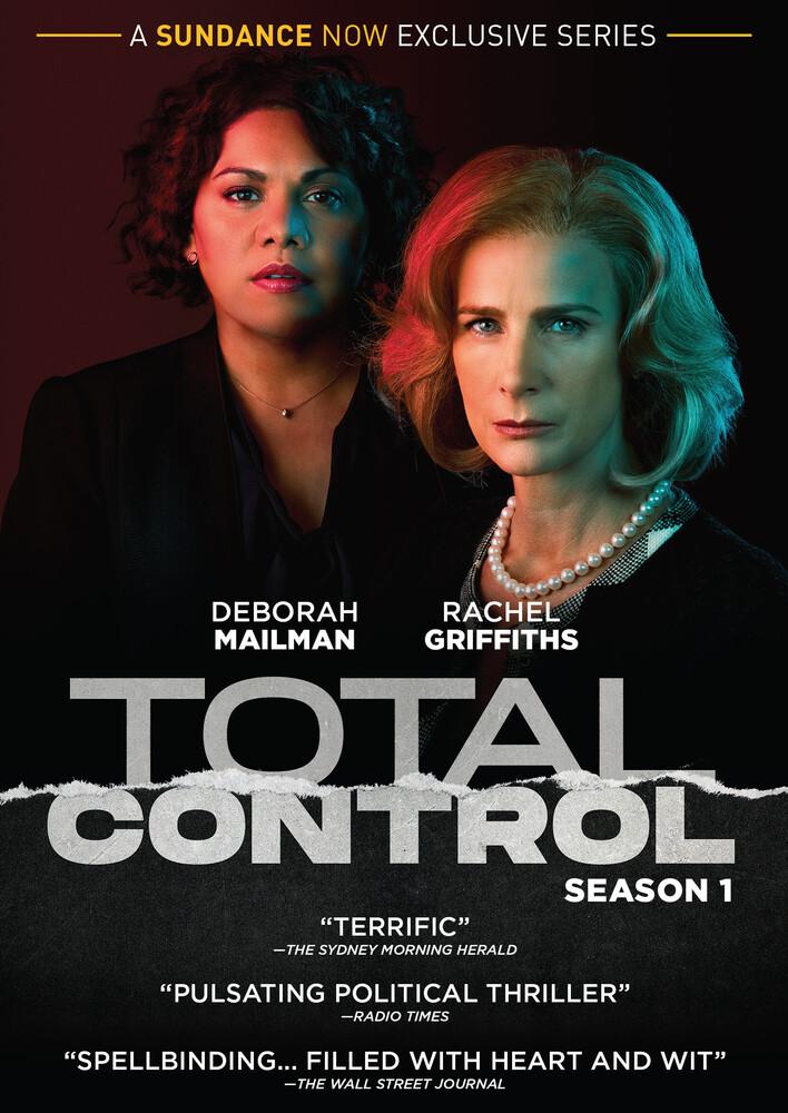 - Total Control Season 1 Dvd (2pc) / (2pk)