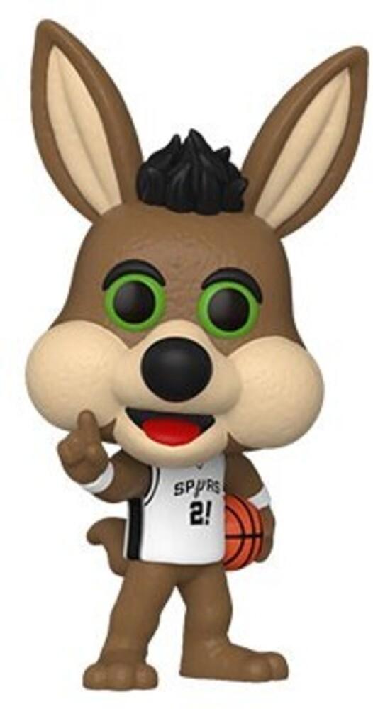 Funko Pop! NBA Mascots: - San Antonio - The Coyote (Vfig)