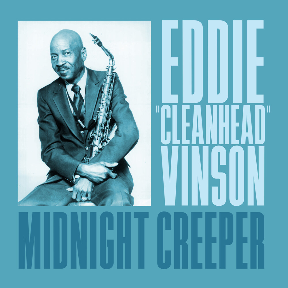 Eddie Vinson  Cleanhead - Midnight Creeper (Mod)