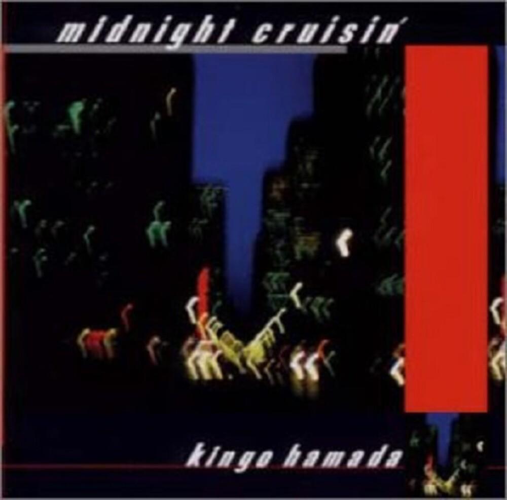 Kingo Hamada - Midnight Cruisin (Blue) [Colored Vinyl]