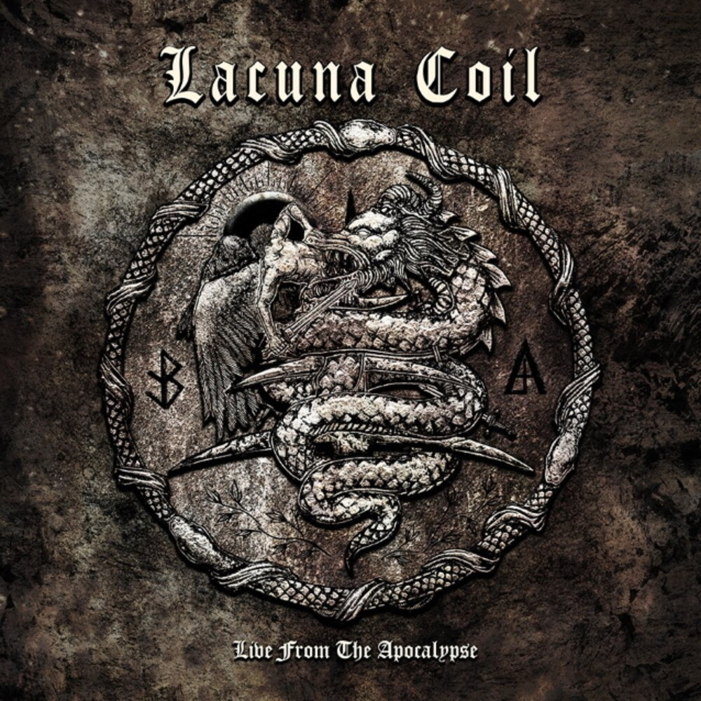 Lacuna Coil - Live From The Apocalypse (W/Dvd)