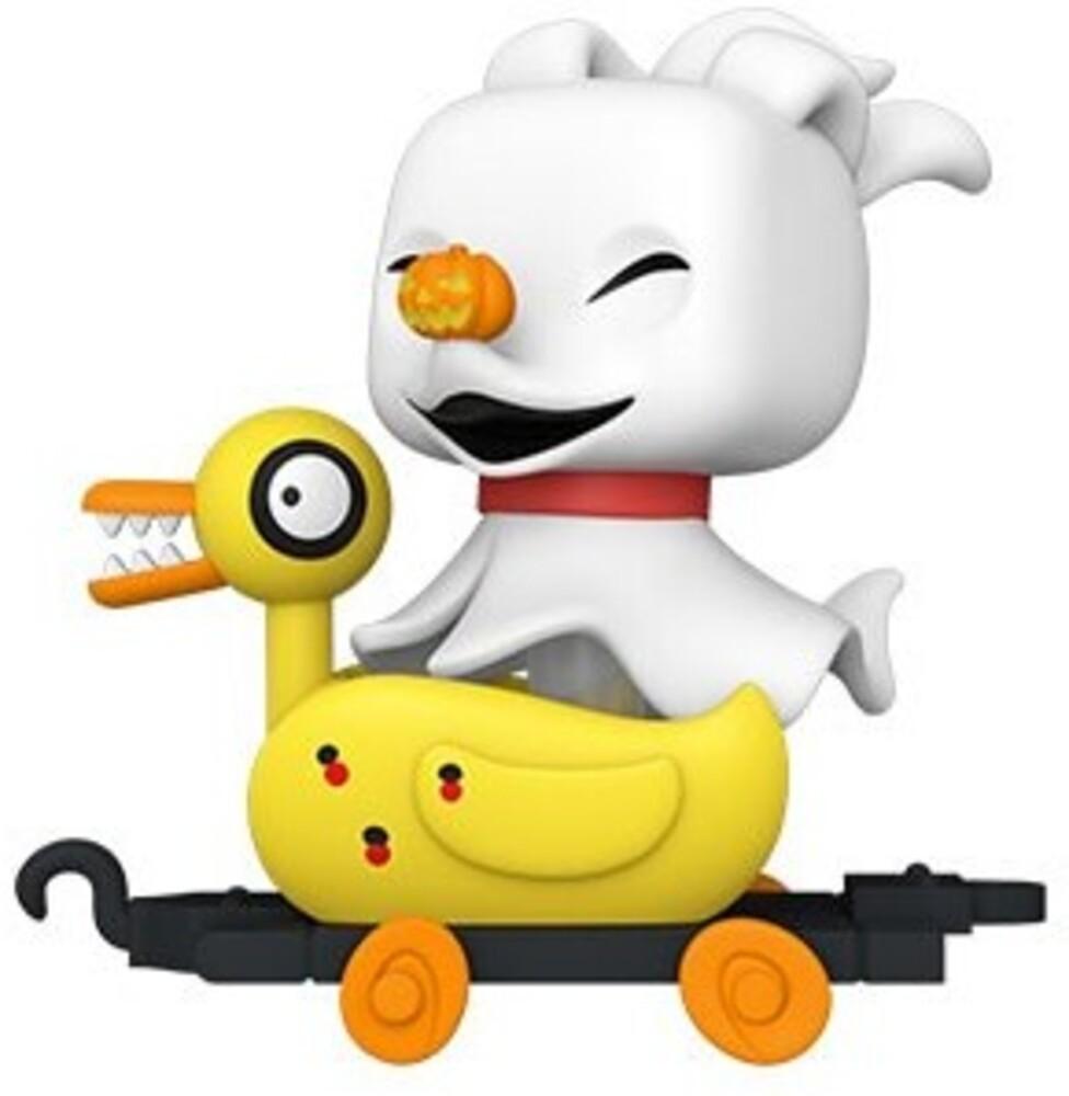 - Nightmare Before Christmas- Zero In Duck Cart