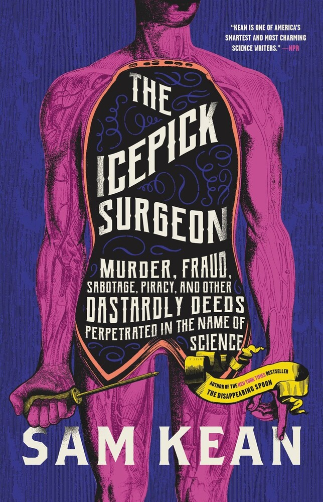 Sam Kean - Icepick Surgeon (Hcvr)