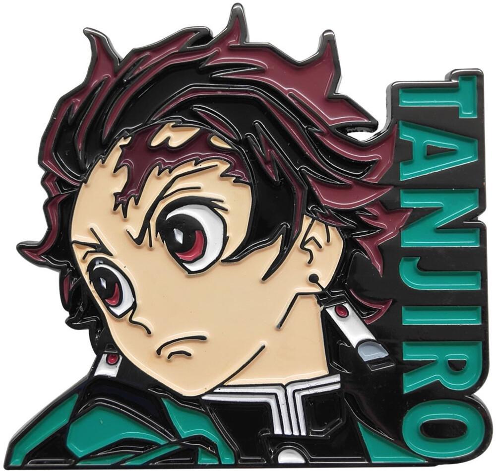 - Demon Slayer Tanjiro Enamel Pin (Clcb) (Mult)
