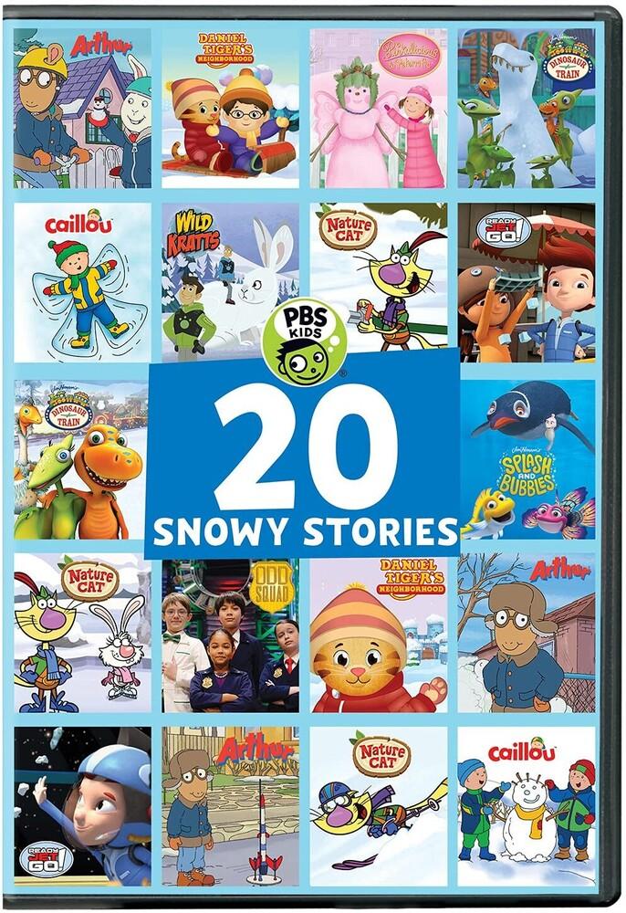 PBS Kids: 20 Snowy Stories - Pbs Kids: 20 Snowy Stories (2pc) / (2pk)