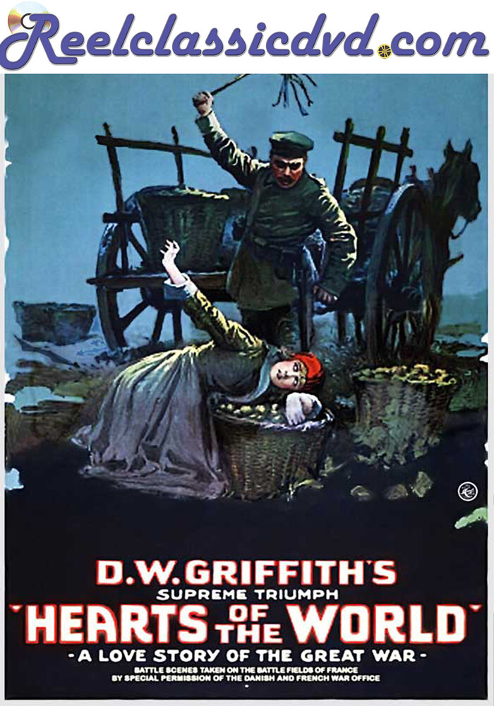 D.W. Griffith's Hearts of the World (1918) - D.W. Griffith's Hearts Of The World (1918) / (Mod)