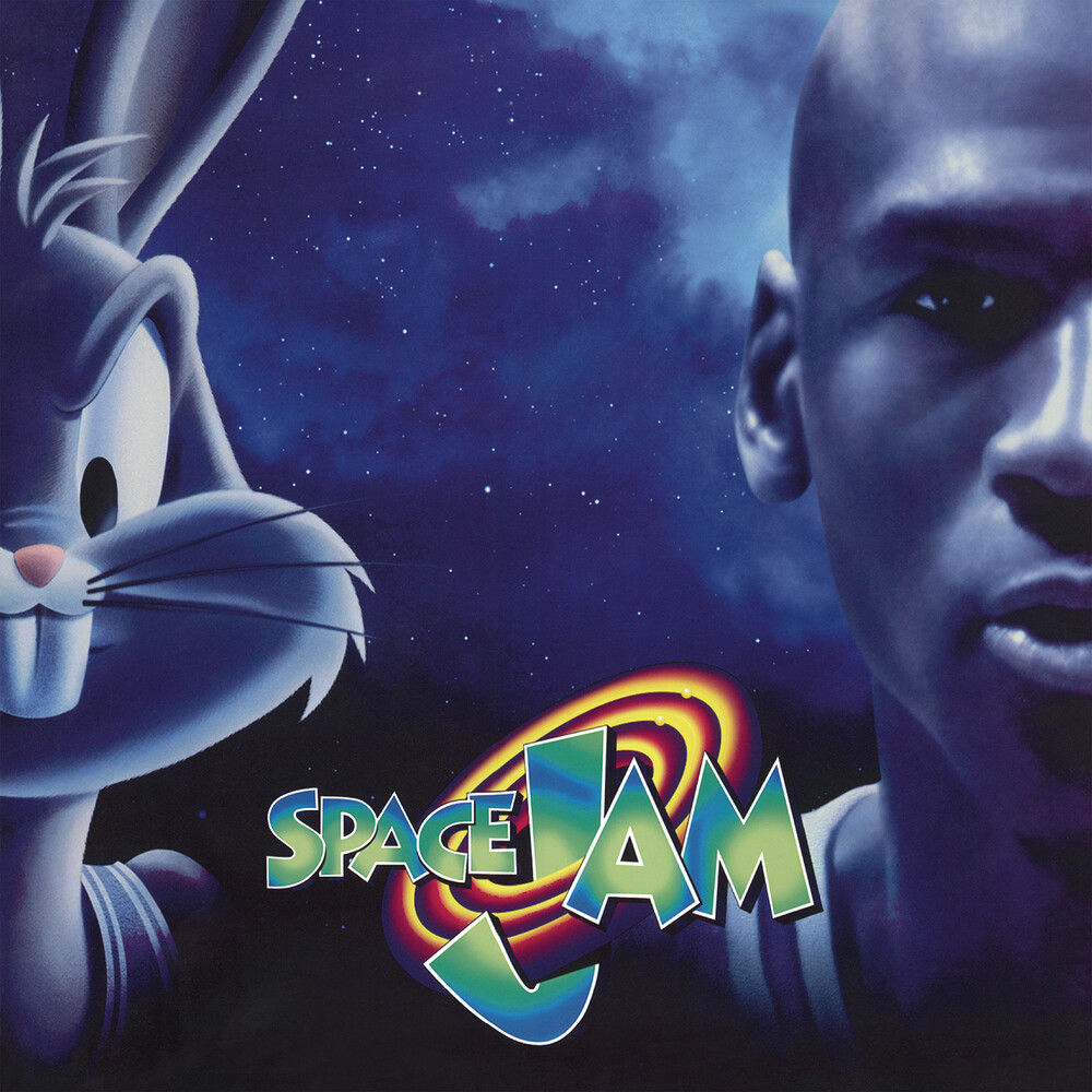 Space Jam / O.S.T. (Blk) (Colv) (Red) (Bme) - Space Jam / O.S.T. (Blk) [Colored Vinyl] (Red) (Bme)