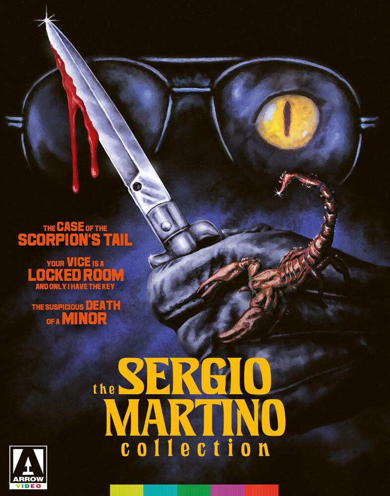 - The Sergio Martino Collection
