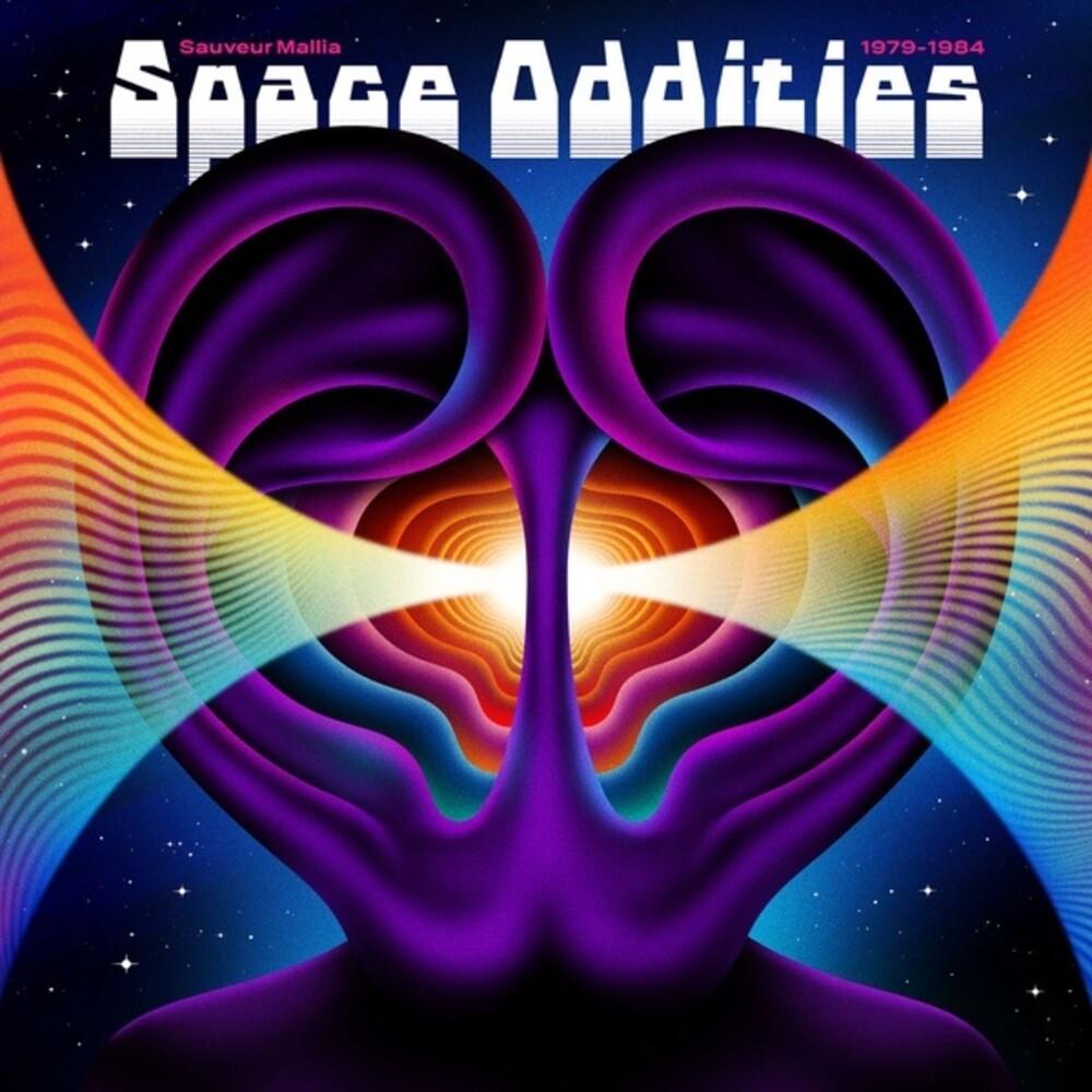 Sauveur Mallia - Space Oddities 1979-1984 (Uk)