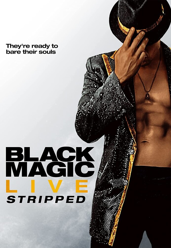 Black Magic Live: Stripped - Black Magic Live: Stripped