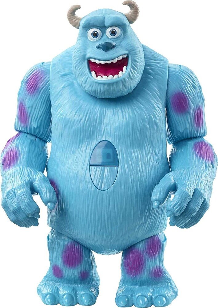 World of Pixar - World Of Pixar Sully Interactable (Fig)