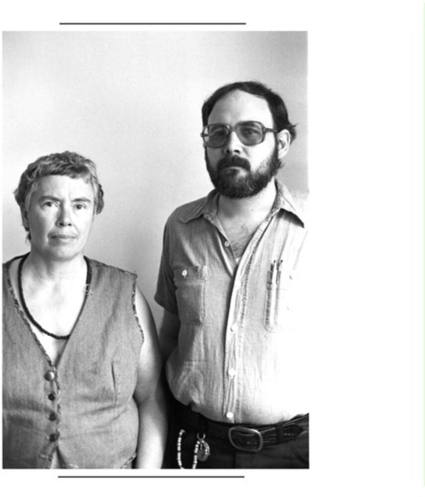 Pauline Oliveros  & Guy Klucevsek - Sounding / Way