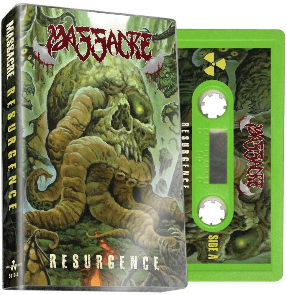 Massacre - Resurgence [Indie Exclusive] (Lime Cassete) (Colc) [Limited Edition] [Indie Exclusive]