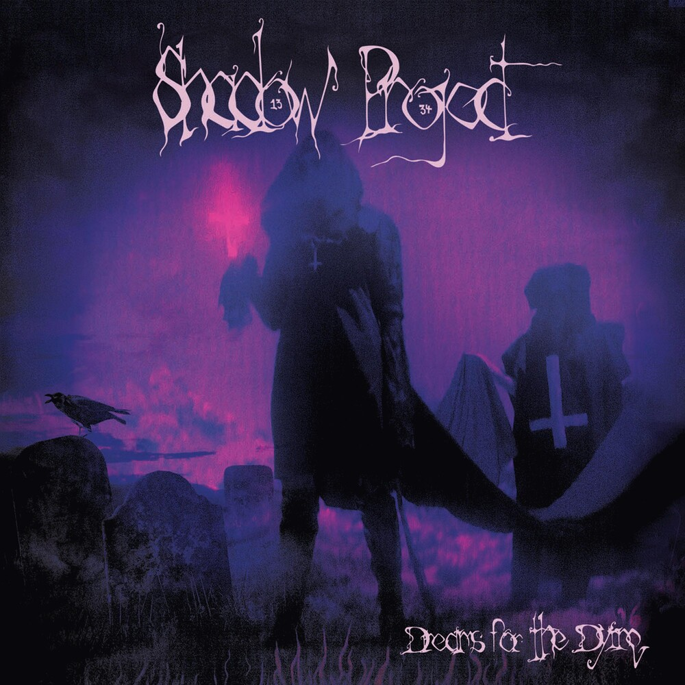 Shadow Project - Dreams For The Dying (Blk) [Colored Vinyl] (Gate) (Purp)