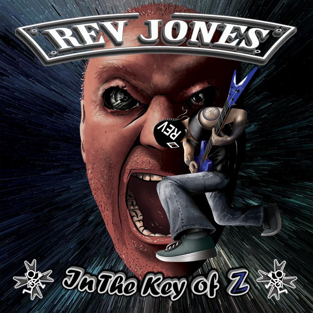 Rev Jones - In The Key Of Z
