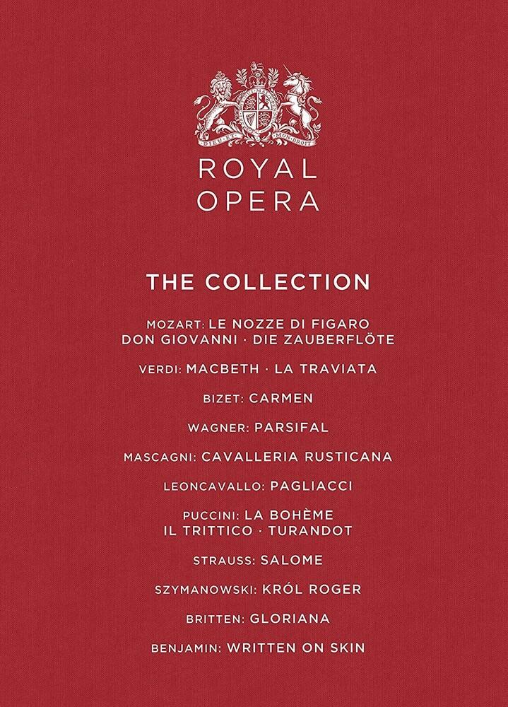 Royal Opera Collection / Various - Royal Opera Collection / Various (22pc) / (Box)