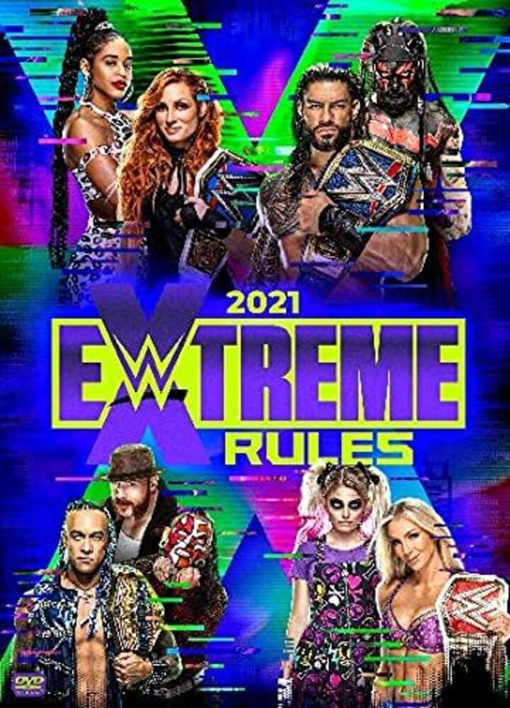 WWE: Extreme Rules 2021 - Wwe: Extreme Rules 2021 (2pc) / (2pk Ecoa)