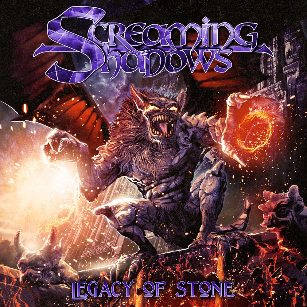 Screaming Shadows - Legacy Of Stone