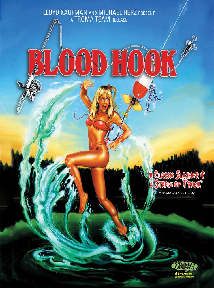 Blood Hook - Blood Hook