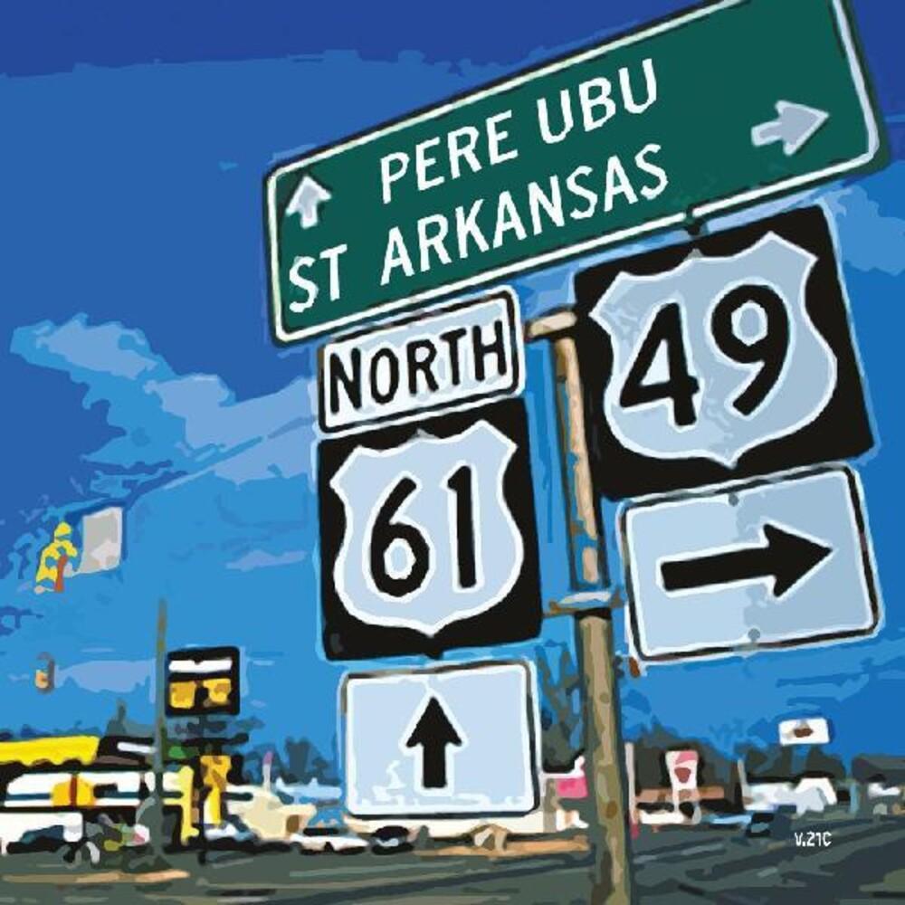 Pere Ubu - St Arkansas (Blue) [Colored Vinyl] (Can)
