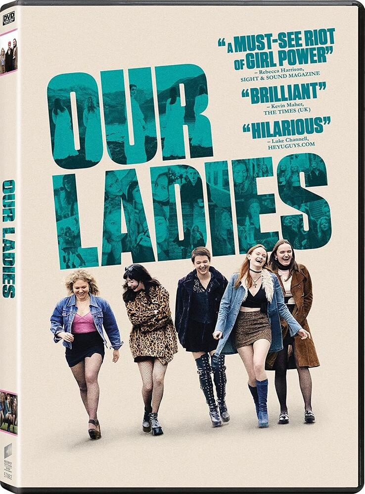 Our Ladies - Our Ladies / (Mod Ac3 Dol)