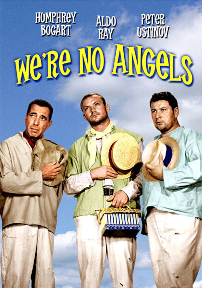 We're No Angels (1955) - We're No Angels (1955) / (Ws)