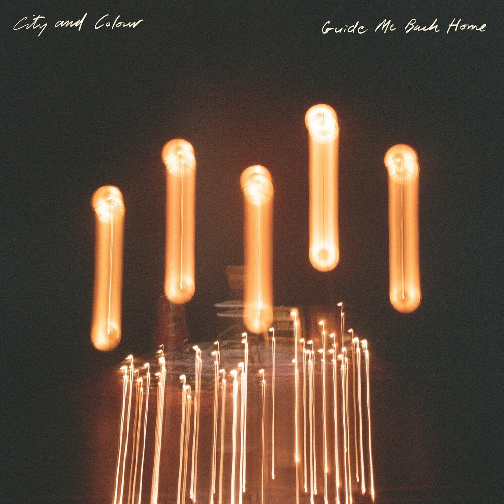 City And Colour - Guide Me Back Home [3LP]