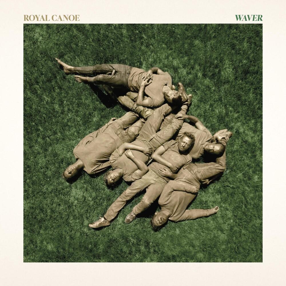 Royal Canoe - Waver [LP]