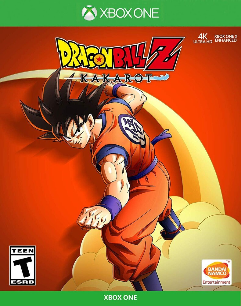 Xb1 Dragon Ball Z: Kakarot - Dragon Ball Game: Project Z for Xbox One