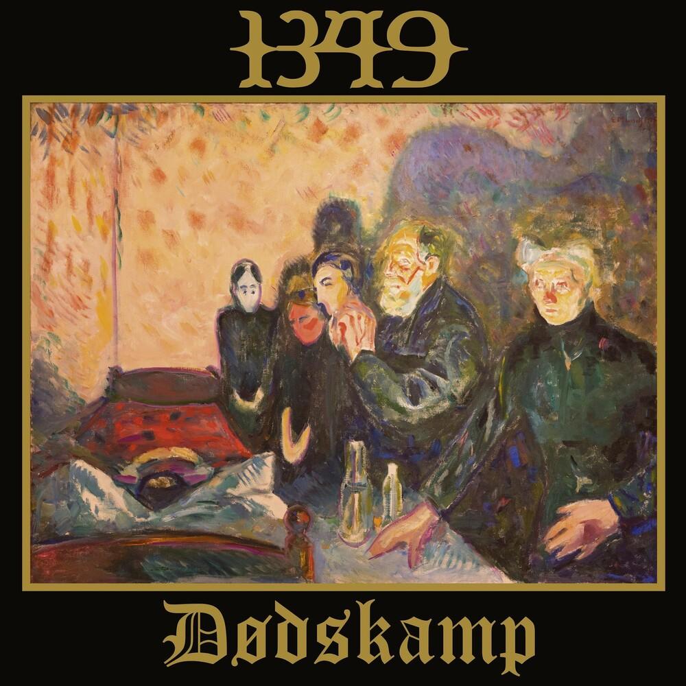 1349 - Dødskamp [10in Vinyl]