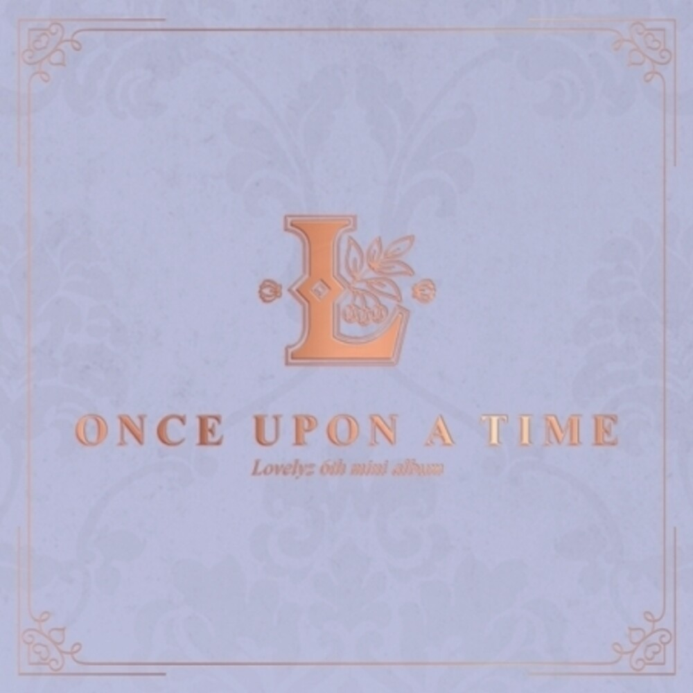 Lovelyz - Once Upon A Time [With Booklet] (Phot) (Asia)