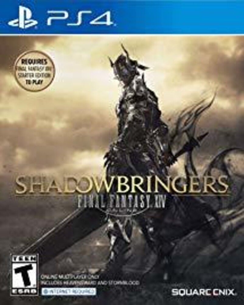 Ps4 Final Fantasy Xiv: Shadowbringers - FINAL FANTASY XIV: Shadowbringers for PlayStation 4