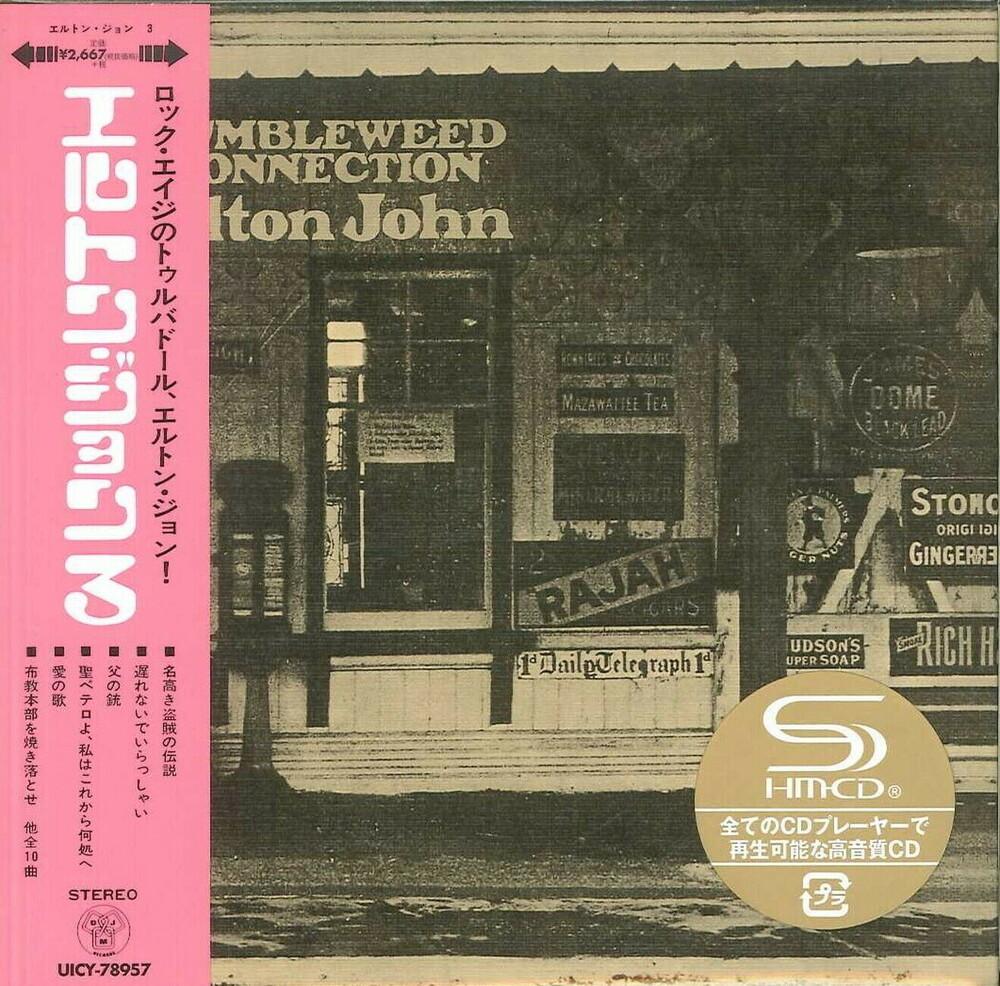 Elton John - Tumbleweed Connection [Import Limited Edition]