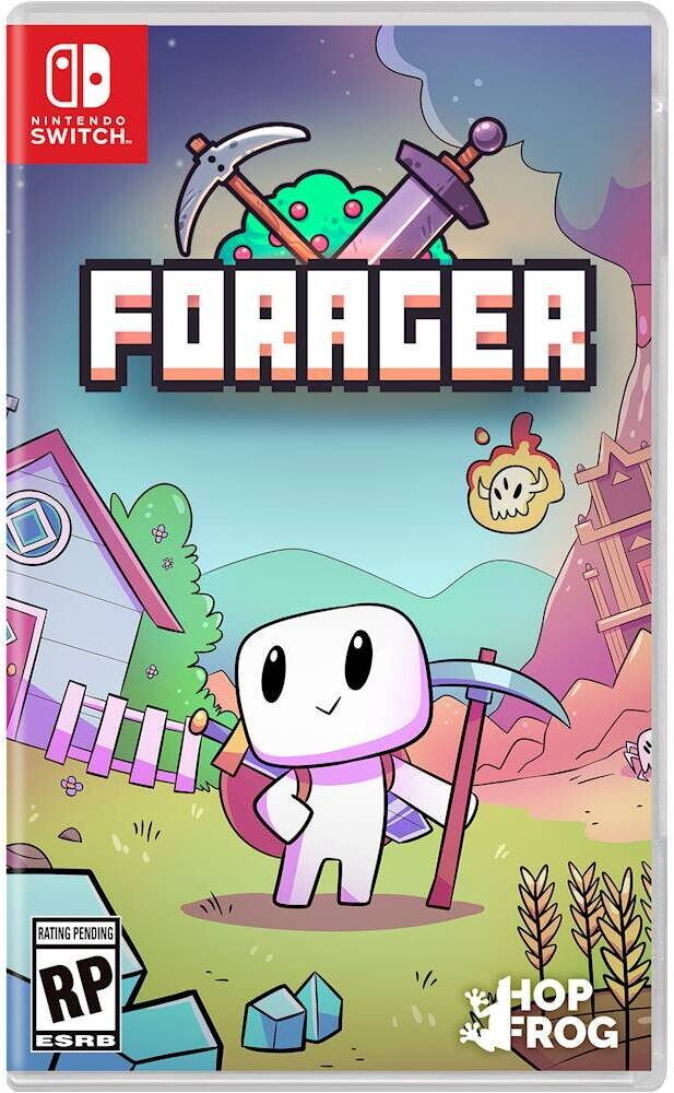 - Forager