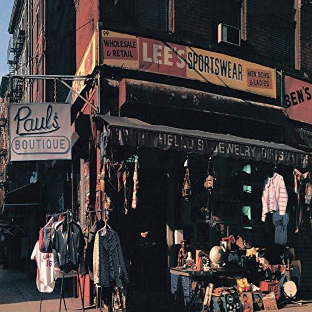 Beastie Boys - Paul's Boutique [2LP]