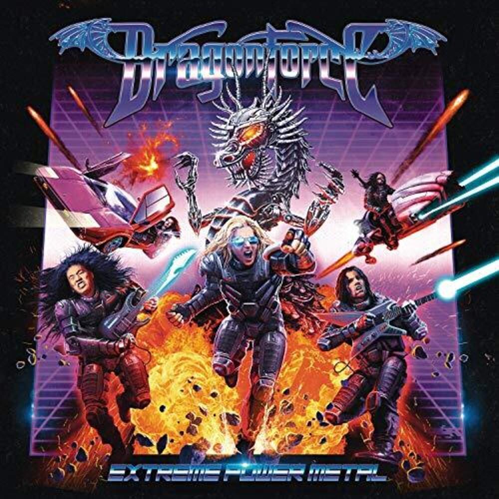 Dragonforce - Extreme Power Metal [Import LP]