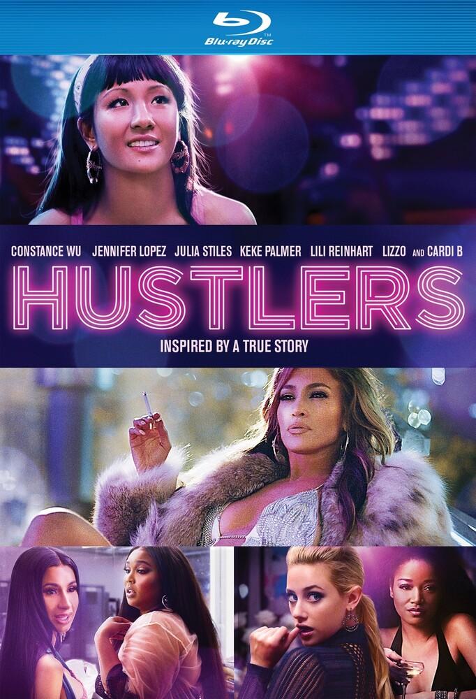 Hustlers [Movie] - Hustlers
