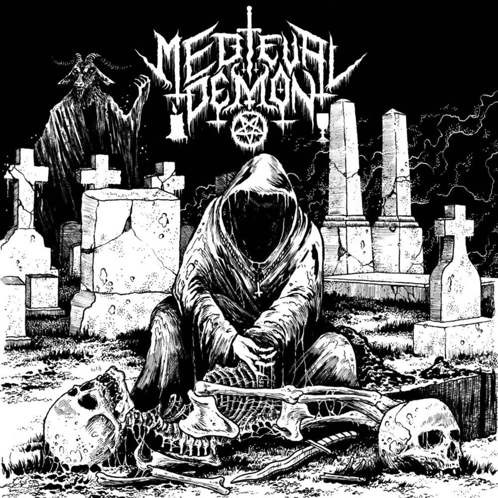 Medieval Demon - Medieval Necromancy (Uk)