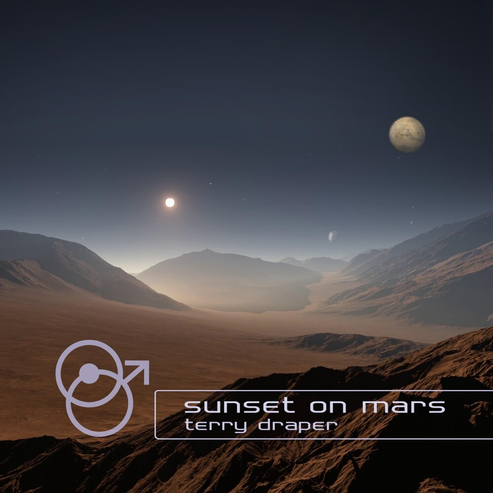 Terry Draper - Sunset On Mars