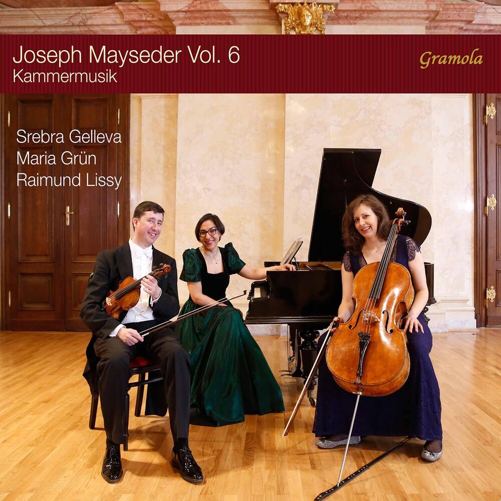 Raimund Lissy - Joseph Mayseder 6