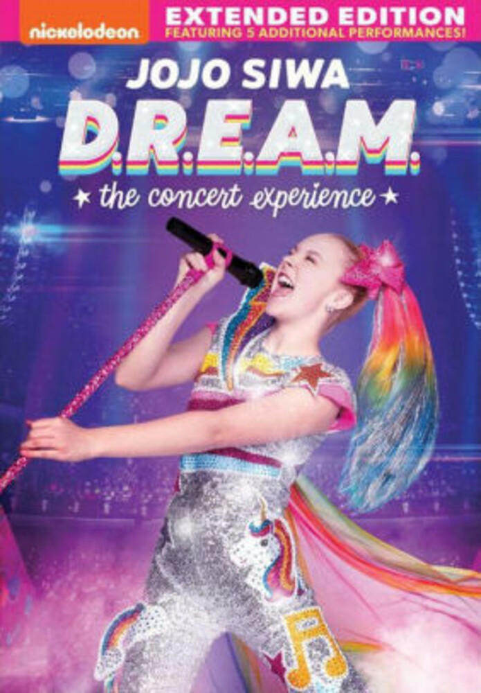 Jojo Siwa: Dream the Concert Experience - Jojo Siwa: Dream The Concert Experience / (Ac3 Ws)