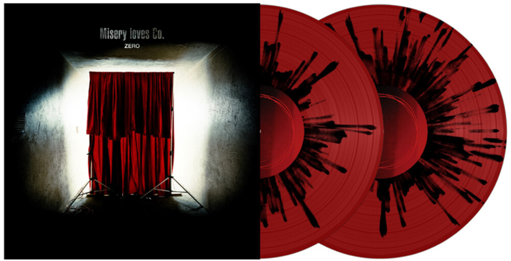 Misery Loves Co - Zero (Splatter Red/black)