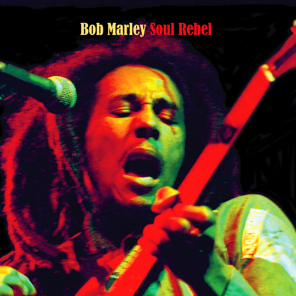 Bob Marley - Soul Rebel (Grn) [Limited Edition]