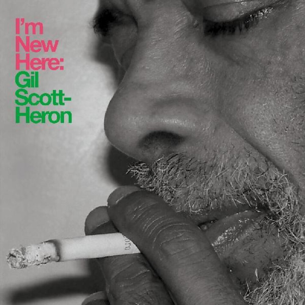 Scott-Gil Heron - I'm New Here (10th Anniversary Expanded Edition)