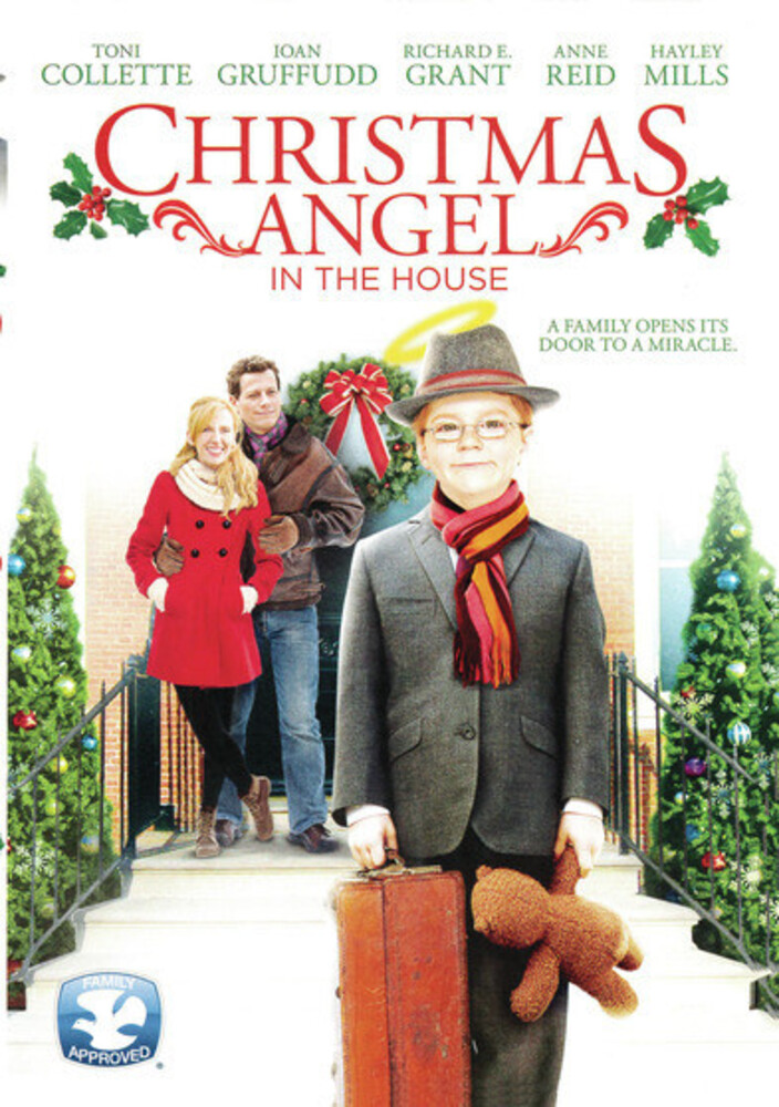 - Christmas Angel In The House