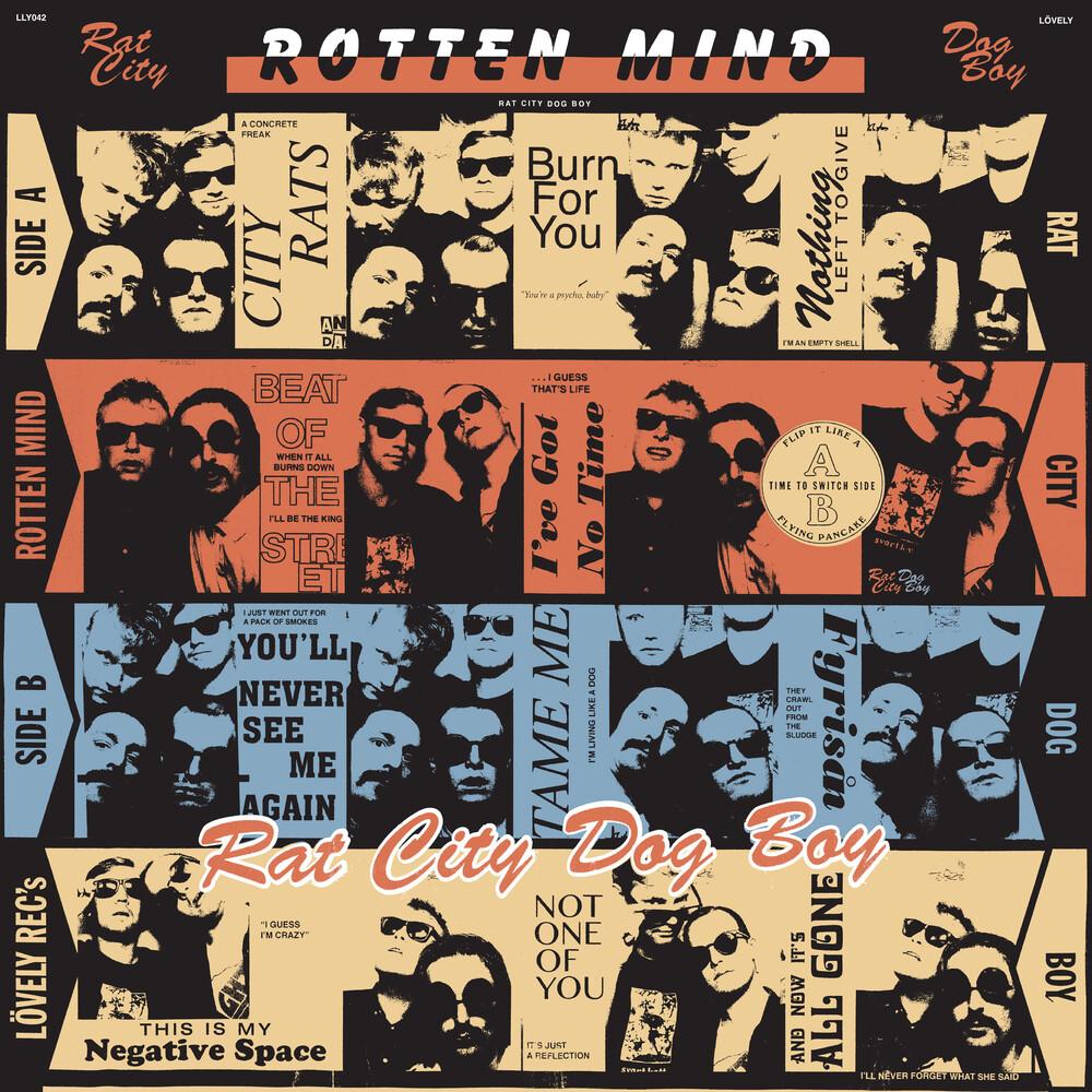 Rotten Mind - Rat City Dog Boy