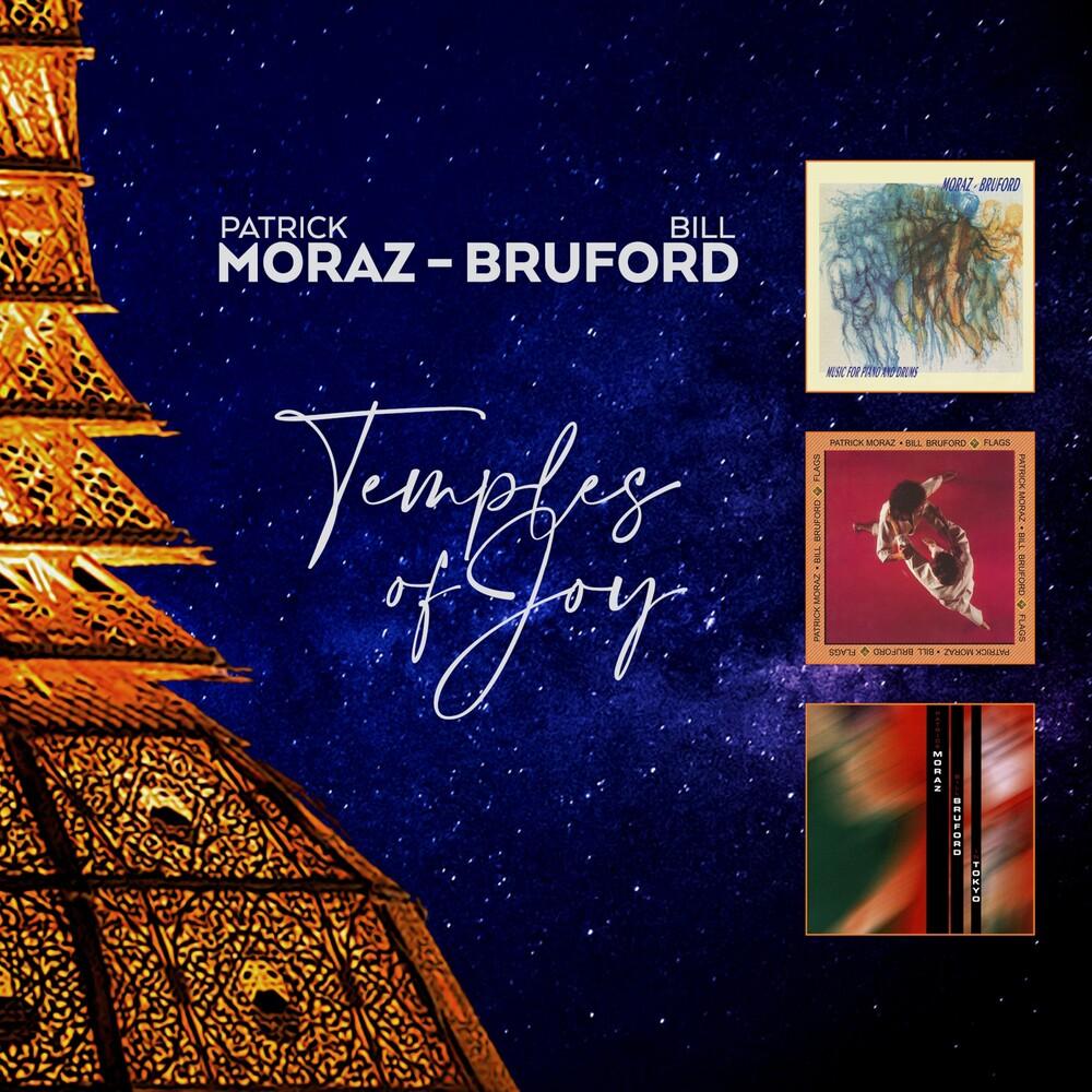Patrick Moraz / Bruford,Bill - Temples Of Joy (Uk)