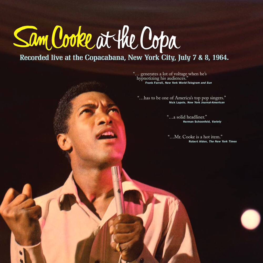 Sam Cooke - At The Copa [LP]