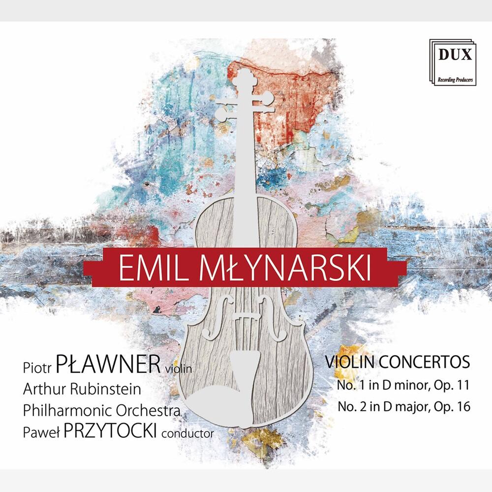 Plawner - Violin Concertos 1 & 2