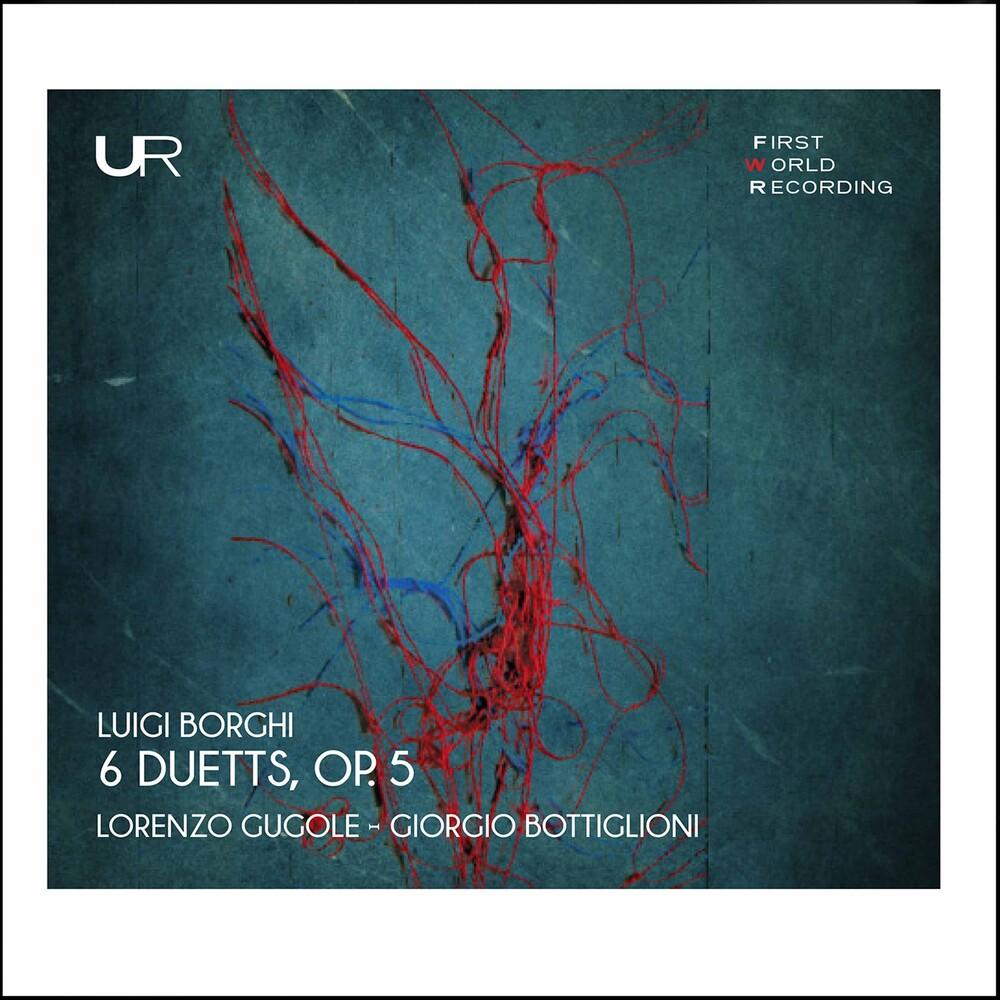Borghi / Gugole / Bottiglioni - 6 Duetts 5